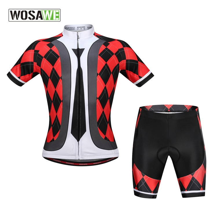 wosawe women spring autumn cycling sets long sleeve jersey set mountain bike clothing bicycle suit 4d gel pad cycling clothes WOSAWE 2020 Summer Cycling Motorbike Set for Men Cycling Jersey MTB Bike Clothing Bicycle Clothes Sportswear Motorcycle Shorts