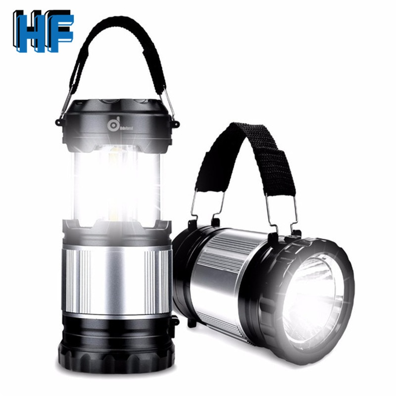Portable Lantern LED Lamp Light Outdoor Solar Powered Camping Lights Rechargeable Flashlight Torch for Camping Hiking Tent camping light rechargeable lamp portable lantern flashlight for camping tent with solar battery led solar lantern