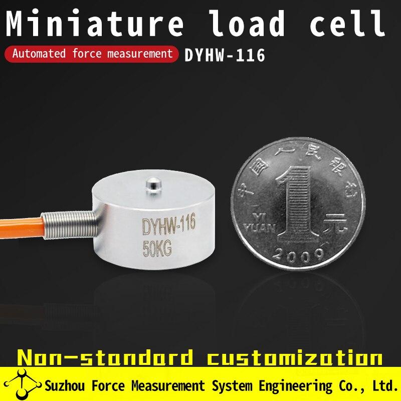 Sistema de prueba táctil robot con sensor de peso de célula de carga en miniatura