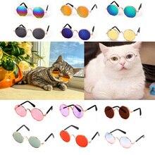 Lovely Pet Cat Glasses Dog Glasses Pet Products Cat Toy Dog Sunglasses Photos Props Pet Accessoires