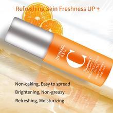 50ml 100% Pure Vitamin C Face Serum Toner Brightening Facial Whitening care Shrink Spray Control Skin Pores Moisturizing Oi P6W4