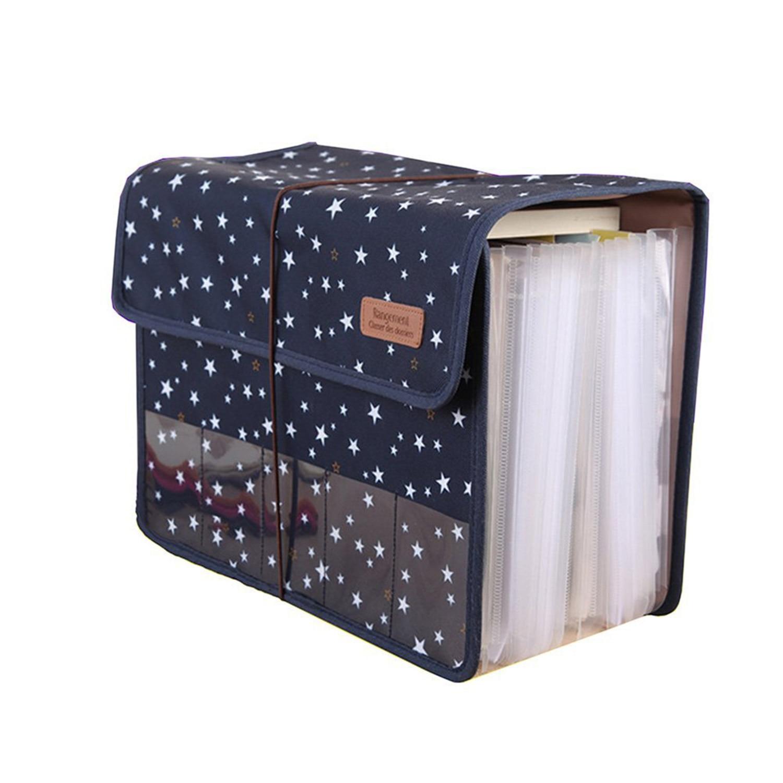 A4 folder, expandable briefcase, Oxford, accordion, laptop, 12 bags