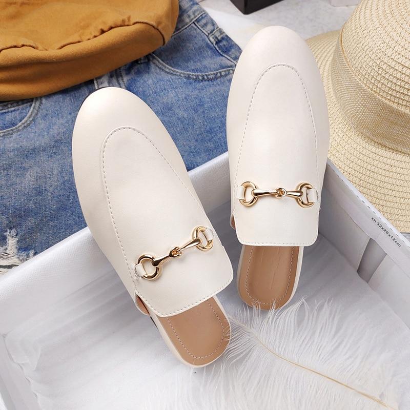 Zapatillas de plataforma para mujer, zapatos femeninos de diseño, para primavera, 2021