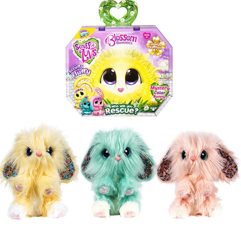 Nuevo Modelo de juguetes de peluche de conejo de limón de oreja grande de Luvse de los Estados Unidos, regalo para niños, 2020