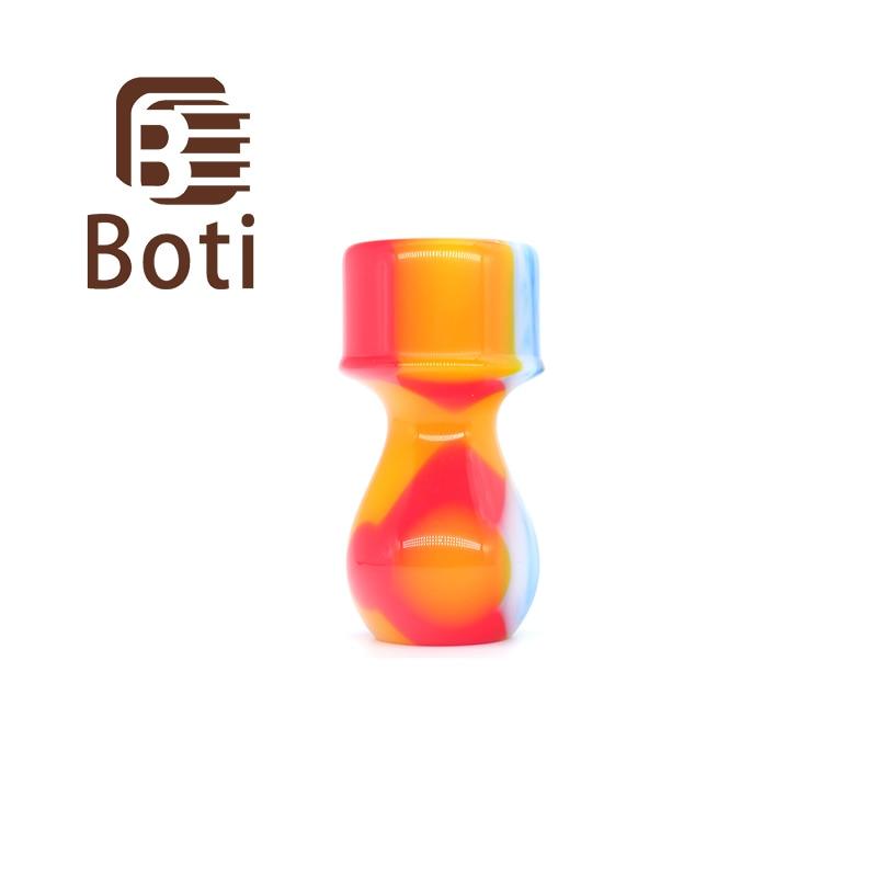 Фото - Ручка из смолы Boti Brush-новая, Переливающаяся Радужная ручка, ручка радужного цвета, усадочная ручка ручка