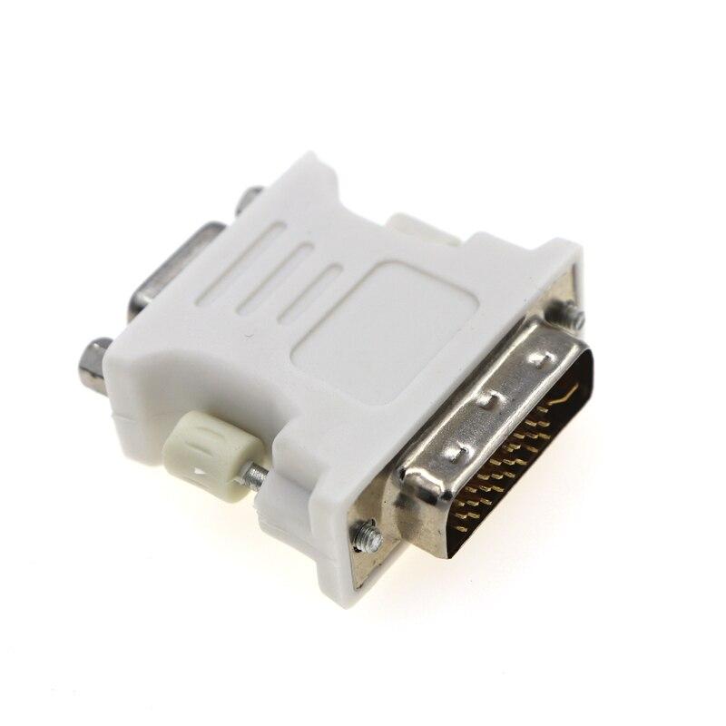1080p DVI D macho a VGA hembra Adaptador convertidor DVI a VGA...