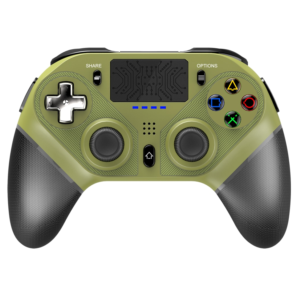 PS4 wireless game controller Ninja style PlayStation 4 wireless gamepad  PS3/PC/Android/Ios