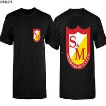 Bicicleta bmx s & m-box logotipo shubuzhi camiseta masculina tamanho euro 5xl legal casual orgulho t camisa masculina unisex nova moda camisa sbz4483