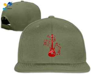 Yellowpods Guitar And Music Notes Png Men's Relaxed Medium Profile Adjustable Baseball Cap