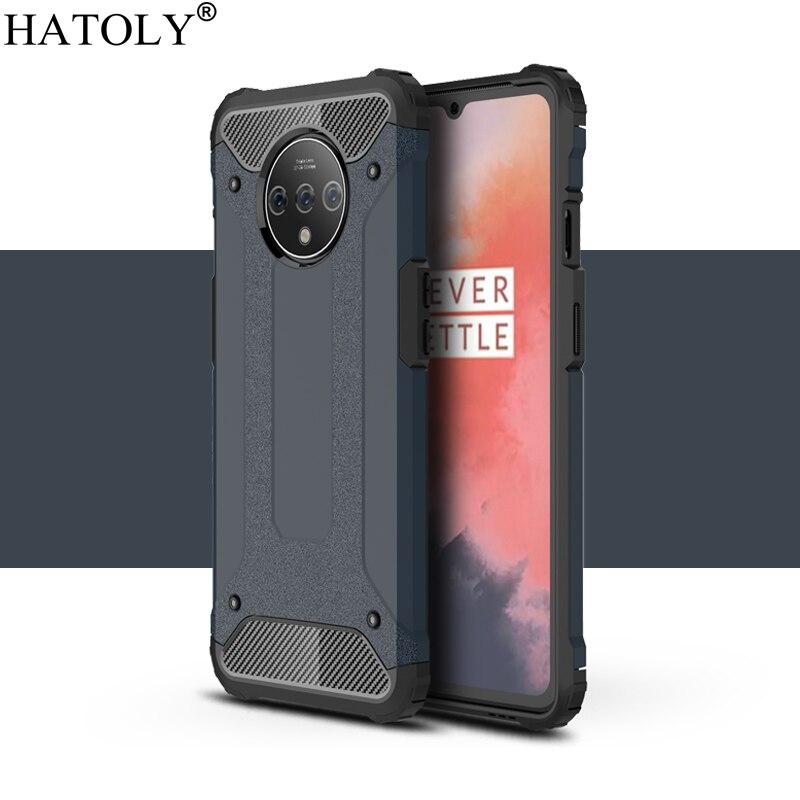 Чехол для Oneplus 7 T, чехол для Oneplus 8 7 T Pro, противоударный Прочный жесткий защитный чехол, силиконовый чехол-бампер для телефона Oneplus 7 T