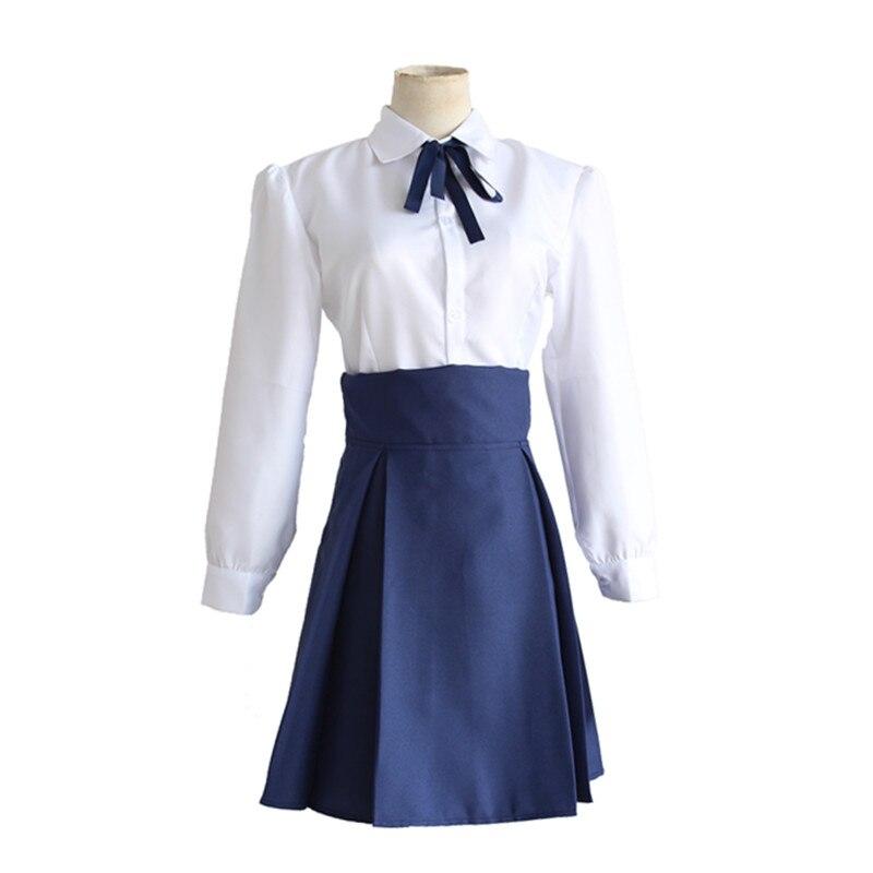 Juego Fate/stay noche saber Cosplay disfraz REY DE LOS saberos ropa de verano ropa diaria señoras uniformes falda traje