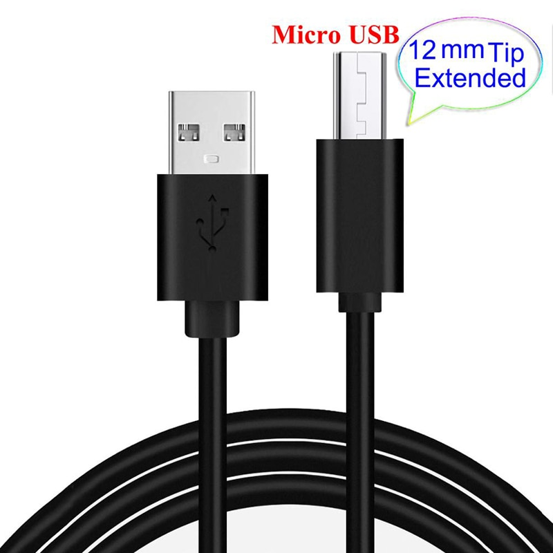 Зарядный кабель Micro usb длиной 12 мм для Oukitel K10000/K3 C12 Pro Blackview A7/A20/A30/BV6000 Bv5500 Bv1000 кабель для зарядного устройства Kabel