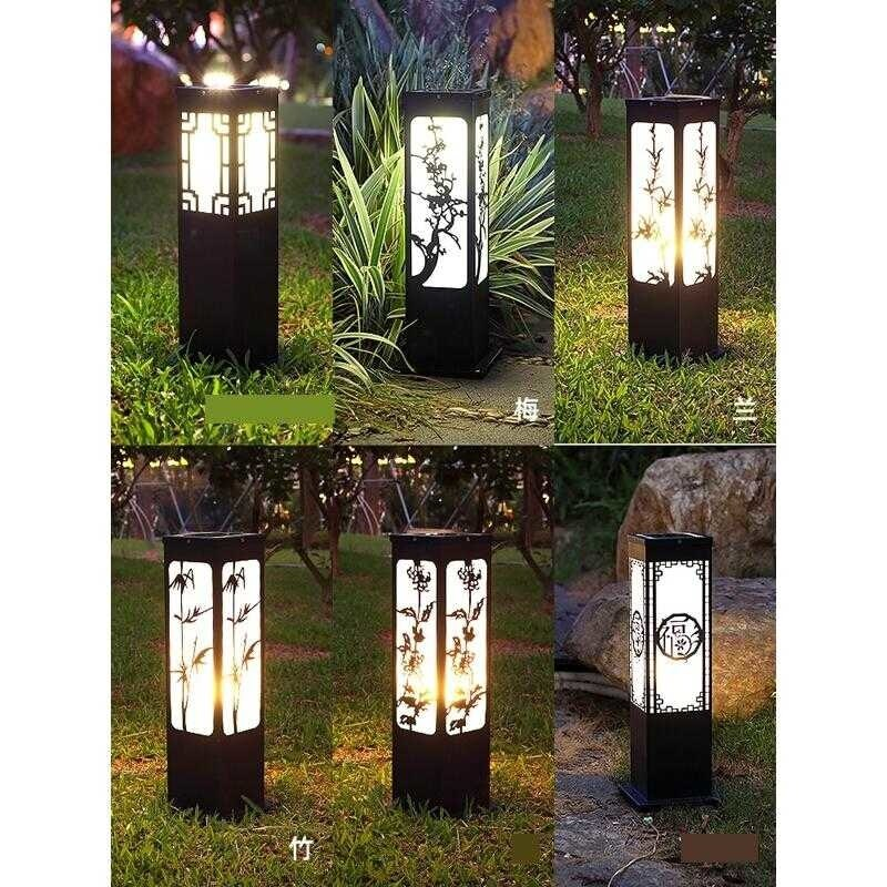 Terraza y De Outdoor Lighting LED Lamp Lampa Ogrodowa Para Luce Decoracion Jardin Exterior Tuinverlichting Garden Light enlarge