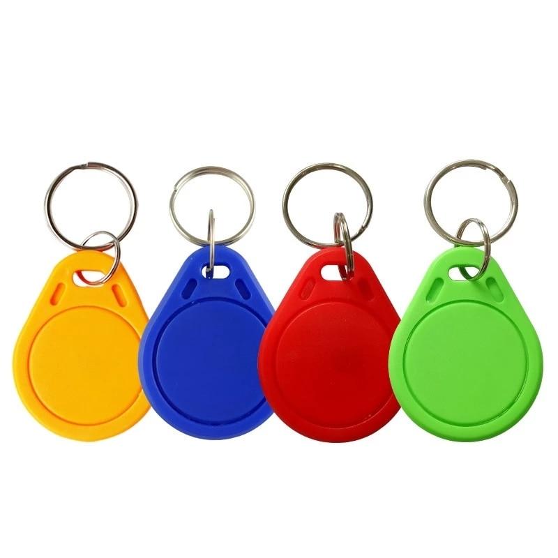 6 Colors EM4305 T5577 Copy Rewrite Rewritable Duplicate RFID Tag Can Copy 125KHz EM4100 Card Proximity Free Shipping em4305 t5577 duplicator copy 125khz rfid card proximity rewritable writable copiable clone duplicate access control accessori