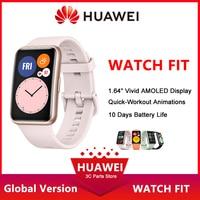 Оригинальные часы HUAWEI с AMOLED дисплеем 1,64 дюйма, умные часы 2020, Быстрая тренировка, анимация кислорода, 24-часовой пульсометр