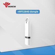 C2-7001 NRF52840 Dongle 북유럽 저소비 전력 USB 동글 for Eval 블루투스 그랩 툴 모듈, NRF conect와 함께 사용