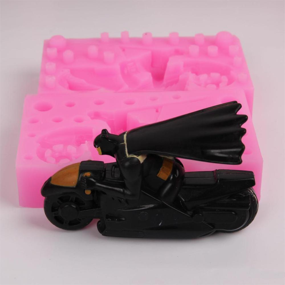 3D de forma de silicona molde de pastel de chocolate para bricolaje Mousse de pan postre fondant molde para hornear herramienta de decoración de resina de utensilios de cocina
