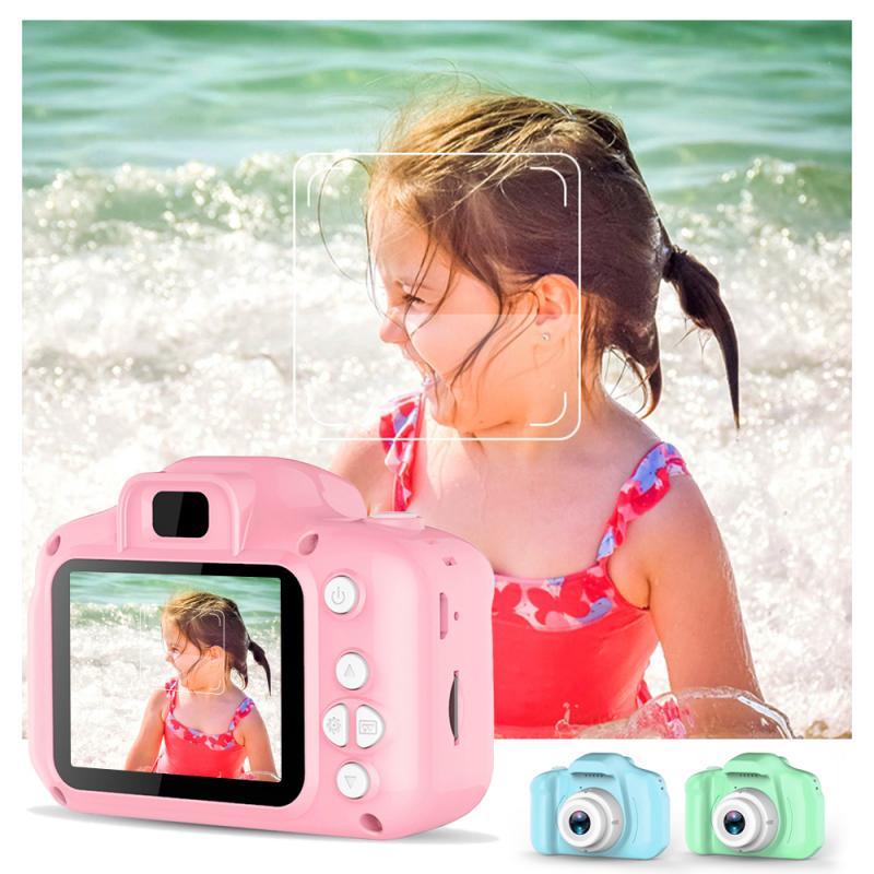 Children Kids Camera Mini Educational Toys For Children Baby Gifts Birthday Gift Digital Camera 1080