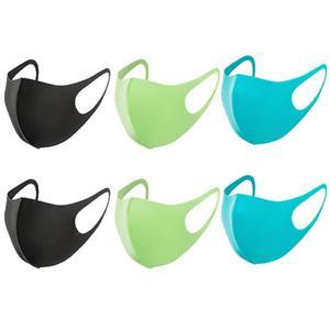 Маска для рта, моющаяся детская маска, противопыльная маска для лица, маска для рта для детей, мужская и женская маска для детей