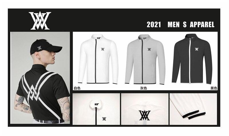 2021 جديد جديد الرجال بأكمام طويلة تي شيرت السفر الترفيه الرياضة جولف زي بيسبول تنفس بأكمام طويلة شحن مجاني