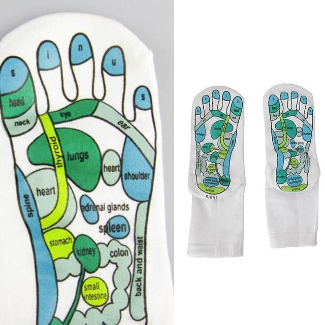 Acupressure Reflexology Socks 4