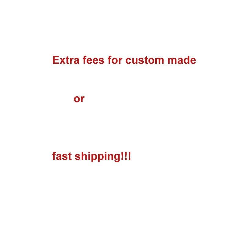 Cafiona Cargos adicionales por encargo tamaño de órdenes Extra costo de envío rápido otros gastos de orden suplementarios