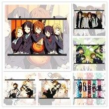 Petite sorcière académique Anime Manga HD impression affiche murale défilement