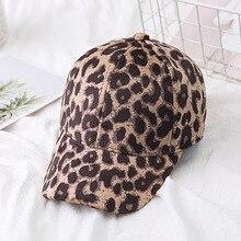 Baby Hut Leopard Cap Kleinkind Kinder Jungen Mädchen Kappe 0-12Years