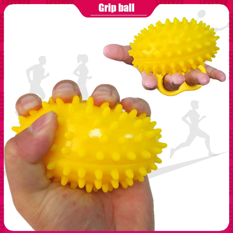 Massage Balls For Hands Health And Fitness Trainer Training Ball Queeze Balls Hand Muscle Strength Training For Stroke Patients