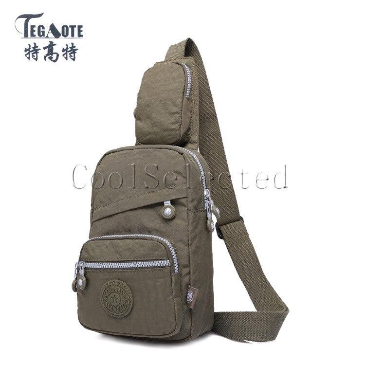 Masculino pequeno pacote de peito sling saco de viagem caminhadas cruz corpo mensageiro ombro kipled original sólida masculino e feminino bolsa mochila