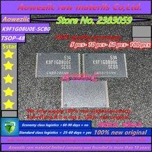 Aoweziic 100% nouveau K9F1G08U0E-SCB0 dorigine K9F1G08UOE-SCBO K9F1G08U0E TSOP48 puce mémoire (fournir le produit dorigine seulement)