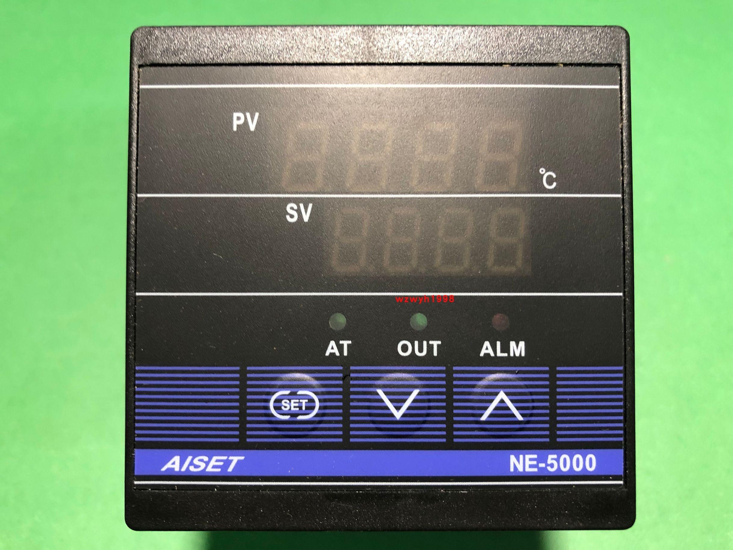 شنغهاي AISET أداة ترموستات NE-5412-2 NE-5402-2 NE-5412V-2 NE-5402V-2 NE-5012-2 NE-5411-2 NE-5422-2 NE-5402V-2