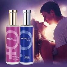 Phéromone parfumé aphrodisiaque pour hommes corps Spray Flirt parfum attirer les femmes eau parfumée magnétisme personnel corps Spray