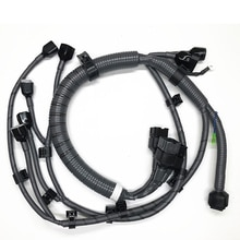 Fast Free shipping ! Kobelco SK-8 J05E engine Wire Harness - super 8 J05 excavator motor wire line -