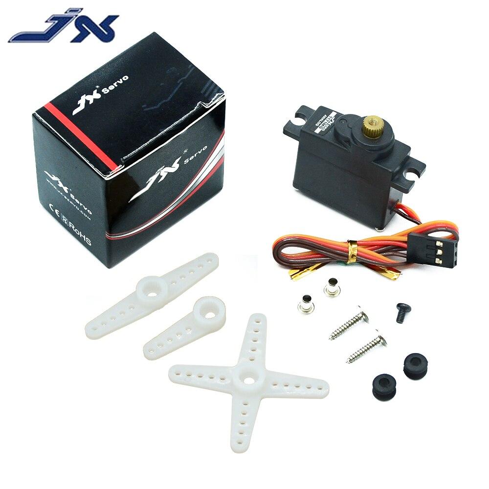 RC Servo... JX PDI-1171MG 17g Metal Gear Digital Core micro Servo para fija avión 3D RC avión