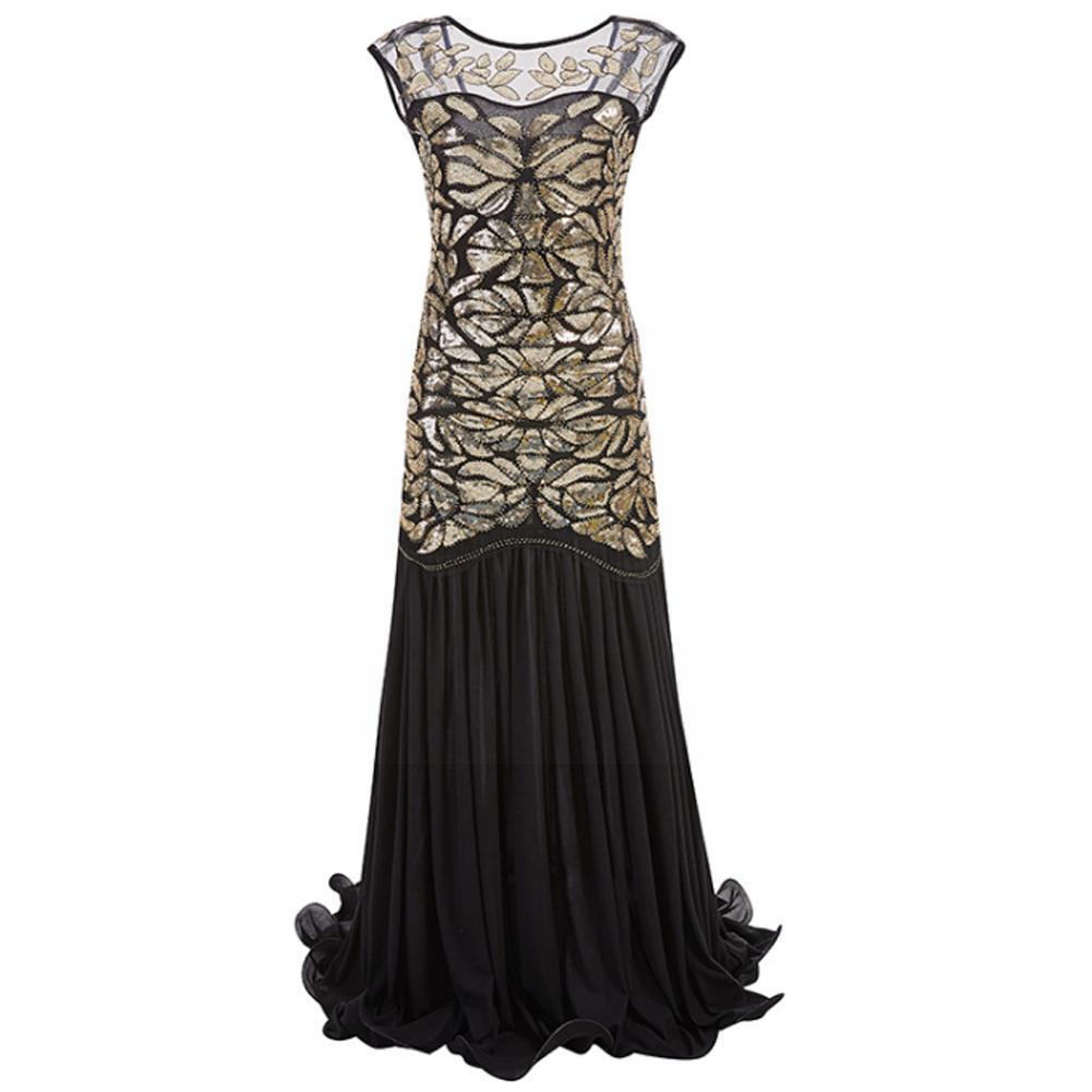 2021 Sexy Women Club American Large Size Retro Dress Longue Infinity Party Femme Bridesmaids Robe Ev