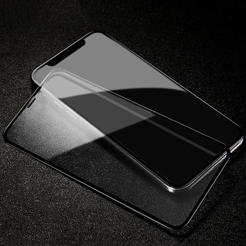 100 piezas completa de la cubierta de vidrio templado Protector de pantalla...