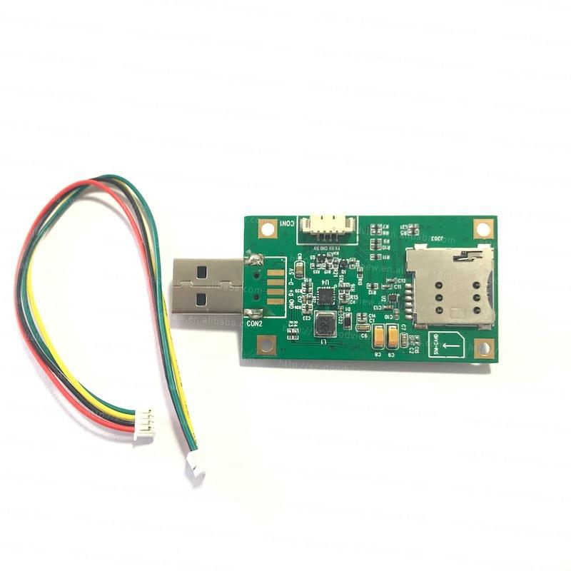 LTE Cat4 Module EC25-E EC25-EUX EC25-EC EC25-J EC25-V Original New EC25-AF EC25 Mini PCIe Modem 4G enlarge