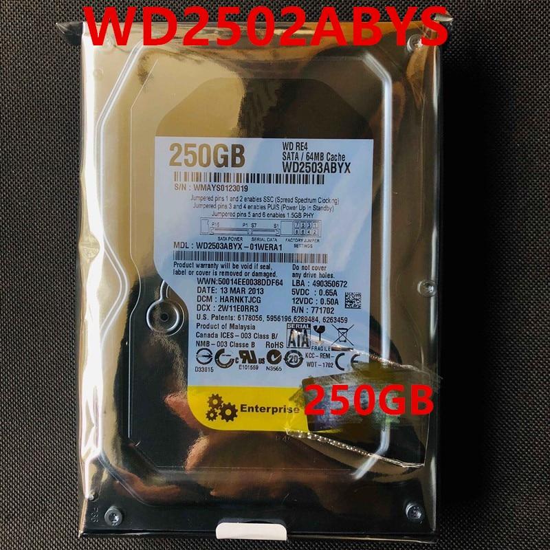 الأصلي الجديد HDD ل WD 250GB 3.5