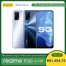 realme 7 5G 6GB RAM 128GB ROM - 30W Dart Charge | 5000mAh Massive Battery | 120Hz Ultra Smooth Displ