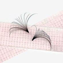 Abonnie Easy Fan Lashes Professional Auto Flowring Eyelashes Camellia Eyelash Extention Cashmere Las