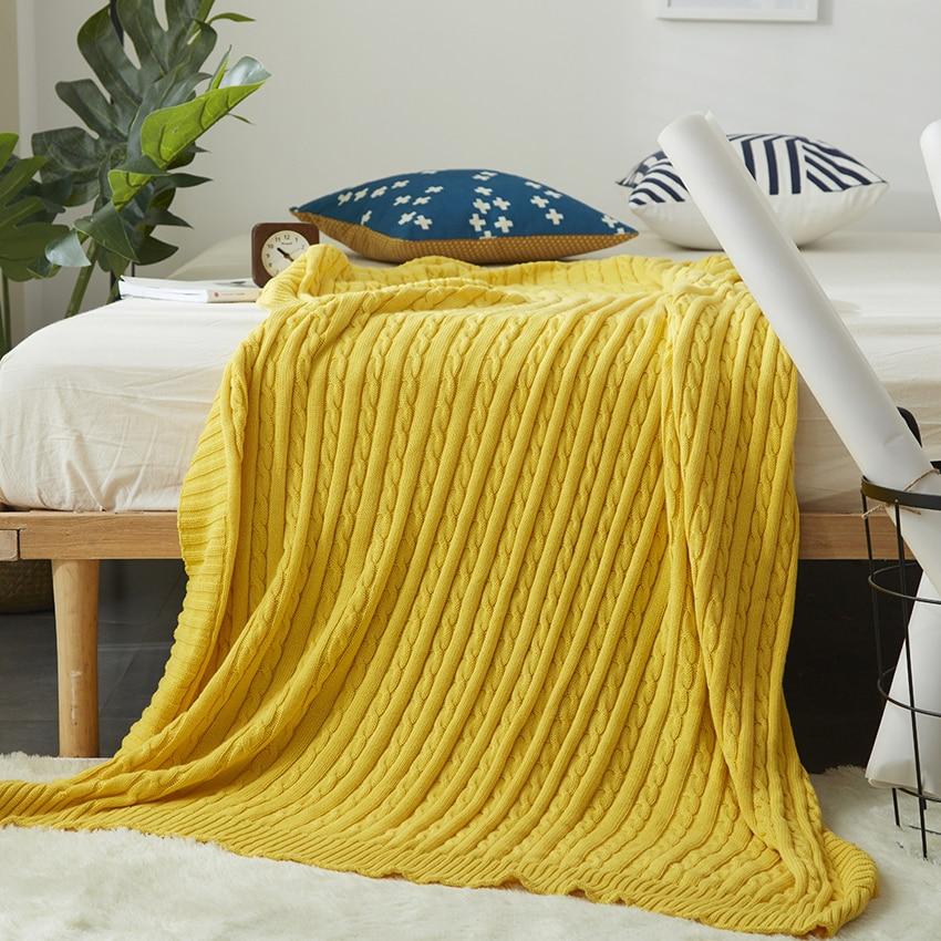 منشفة أريكة بغطاء كامل ، غطاء منسوج للمنزل ، منسوج ، حديث ، قابل للغسل ، هدايا ، جميع الفصول