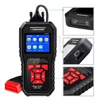 kw850 obd ii car diagnostic scanner tool car scanner professional smart