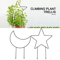 plant trellis potted plant support frame for climbing plants