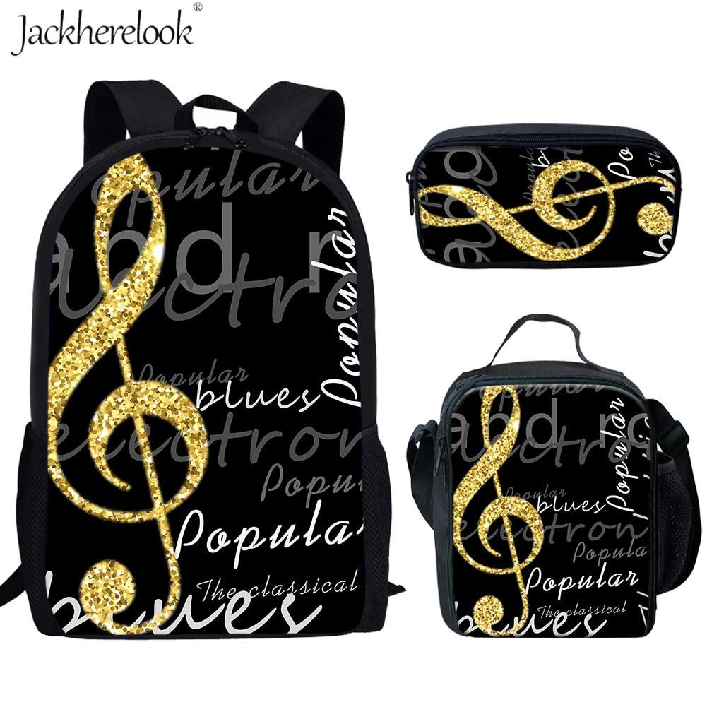 Mochila para niños, mochila para niños, mochila para libros, mochila para Piano Musical, 3 uds.