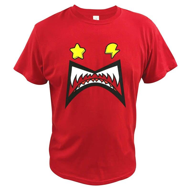 Chef Keef t-shirt monstre t-shirt taille ue été t-shirt manches courtes hauts t-shirt Homme 100% coton