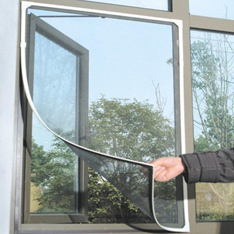 البعوض صافي نافذة الشاشة الحشرات يطير غطاء شاشة علة شبكة البعوض المعاوضة نافذة الباب مكافحة شبكات الباعوض للمطبخ نافذة