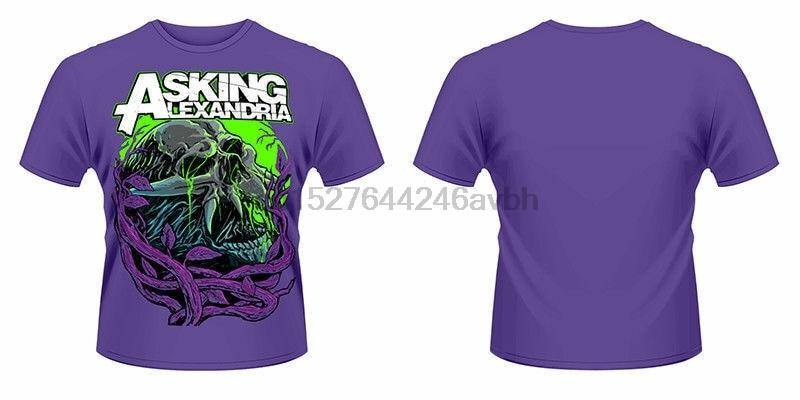 Nueva camiseta ASKING Alexia-NIGHT SLIME 2