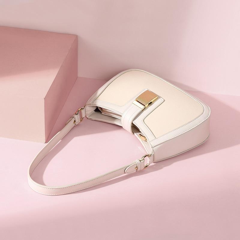 luxury handbags women messenger crossbody ladies hand bags designer 2020 Summer new fashion able underarm all-match ins shoulder