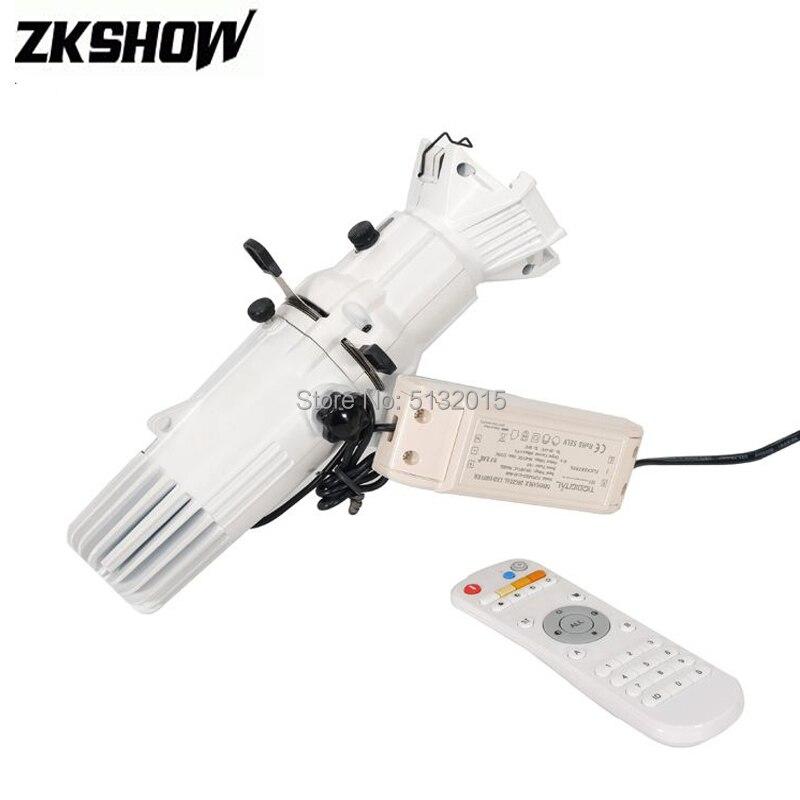 Luz 20W Mini LED Leko perfil punto Luz remoto RA90 Museo Video estudio arte espectáculo teatro proyector Pro escenario equipo de iluminación,